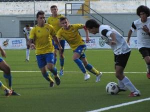 El Ceutí aspira a jugar a un buen nivel para vencer al Sevilla B en el Murube