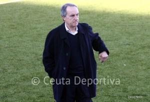 Álvaro Pérez quedó satisfecho con el trabajo de su equipo