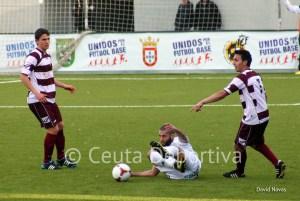El Atlético de Ceuta le endosó un 5-0 al Arcos en la última jornada