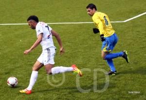El Atlético de Ceuta buscará su sexta victoria seguida en el Murube