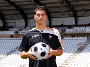 Rafa Santacruz se perderá la próxima jornada con el CD Pozoblanco