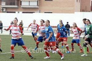 Las ceutíes cerrarán la Liga enfrentándose al campeón Granada en el Murube