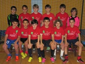 Los benjamines jugarán con Baleares y Madrid