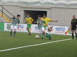 El Goyu venció al Real Betis en su último partido en el Murube