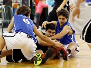 Los infantiles ganaron a Melilla y el martes se enfrentarán a La Rioja
