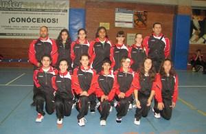 Selección de Ceuta infantil femenino