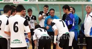 El Ceutí FS no perdía desde el 22 de diciembre de 2012, cuando cayó en Coín