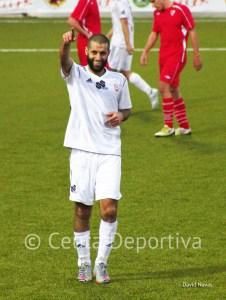 Perita dictó sentencia en Conil con el quinto gol que marca en la Liga