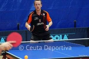 Paco Martín ha conseguido dos de los tres puntos del Gabitec