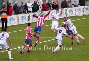 El Atlético ha perdido los dos partidos contra el Algeciras y el Coria de forma consecutiva