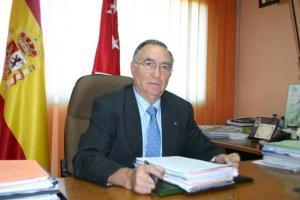 Vicente Temprado es el presidente de la Comisión Nacional de Fútbol Femenino y de la Federación de Madrid