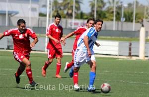 El equipo de Lebrija recibirá este domingo al Recre B al que goleó el Atlético de Ceuta por 1-4