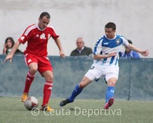 Prieto, que firmó un hat trick en la última salida a Huelva, no se perderá la cita del Antoniano