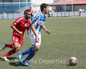 El Atlético de Ceuta vuelve al Murube después de golear al Recre B