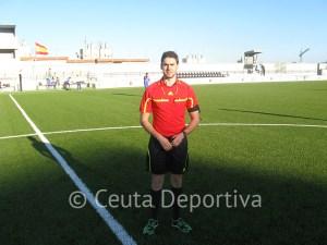 Salvador Alcaraz Yáñez ha sido designado para el Mancha Real - Atarfe del grupo 9