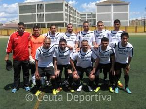 El Sporting empató a uno ante el Ramón y Cajal y ahora es segundo en la tabla