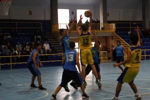 El equipo ceutí ha ganado todos los partidos de la fase regular en el Campoamor