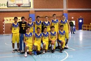 El CB Juventud ganó su segunda Copa Andalucía B en tres temporadas