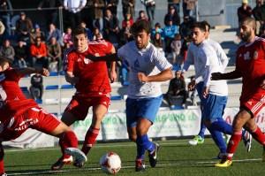 El Atlético de Ceuta repite en casa contra el Alcalá con el que perdió en la primera vuelta