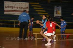 Los alevines disputarán un torneo en la otra orilla organizado por el 'Ciudad de Algeciras'