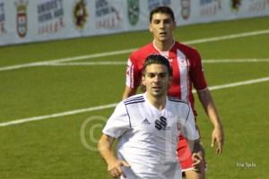 Jesús Villatoro ha entrado en la convocatoria y jugará contra el Atlético Antoniano
