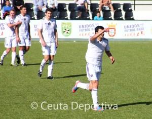El joven Ismael también se ha sumado al festival goleador de los caballas