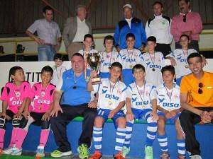 El CD Puerto se proclama campeón de Ceuta en las categorías benjamín y alevín