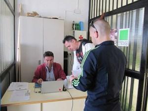 La Federación de Fútbol de Ceuta trabaja con los clubes en la base de datos del nuevo sistema fénix