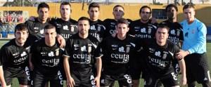 El filial del Atlético de Ceuta ya está clasificado para jugar el play off. Foto: Wsport.es