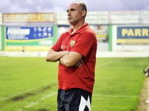José Ángel Garrido considera fundamental para puntuar en el Murube marcar primero