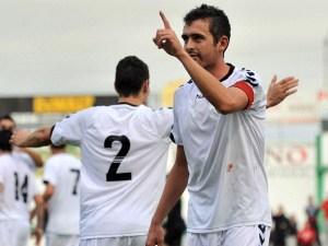 Alberto Fernández, el capitán del Pozoblanco, no jugará en Ceuta por sanción