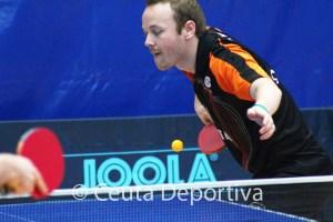 Paco Martín ha conseguido el único punto para el Gabitec ante el CajaSur Priego