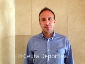 Daniel Martínez Olsson, director de la Escuela de Fútbol de la FFC