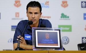 Sergio Lobera continuará una temporada más en la UD Las Palmas