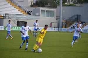 El entrenador del Montilla cree que en el partido de ida los dos equipos tuvieron mucho miedo a perder