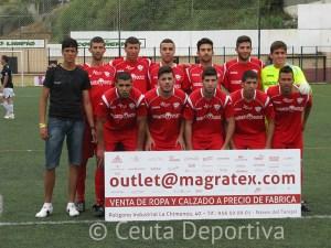 El Ramón y Cajal superó en las 'semis' al campeón de la Liga regular, el Sporting de Ceuta