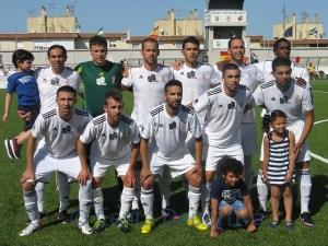 El filial del Atlético de Ceuta B superó al Ramón y Cajal en la prórroga de una final muy reñida