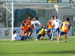 El Puerto Disa ha conquistado la Liga y la Copa juvenil