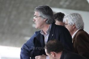 Muñoz regresó en el 2010 para ascender a Segunda 'A' y la AD Ceuta desapareció del mapa futbolístico por sus deudas