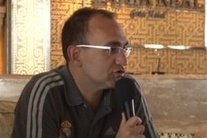 Hugo López explicó en su ponencia cómo preparó el Real Madrid la 'final a cuatro' de la Euroliga de clubes