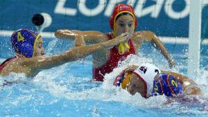 España camina con paso firme en la Superfinal de la Liga Mundial