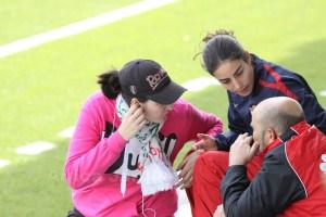 Antonio Cerrudo, nuevo entrenador de la UD Carmelitas, maneja una lista con 24 jugadoras locales