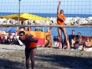 En la final Masculina Senior, Martínez y Garrido se impusieron