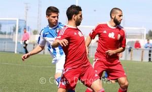 La AD Ceuta CF se encontrará un rival distinto al del curso pasado al que ganó los dos partidos