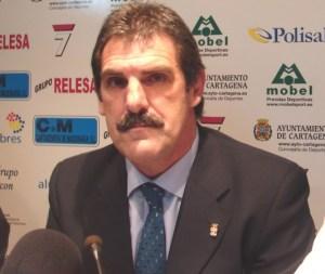 José Luis Montes se enfrentó en numerosas ocasiones a la extinta AD Ceuta