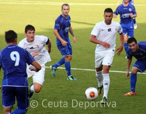 La AD Ceuta FC buscará en Huelva darle continuidad al triunfo ante el Alcalá en el Murube