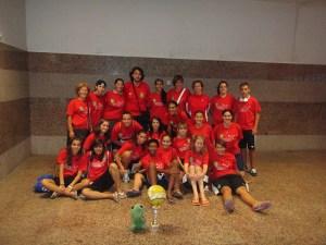 El CD San Daniel repite participación por tercera vez en el torneo Sanlúcar Puerta Doñana
