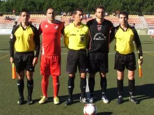 Díaz Mota será el primer árbitro que le pite a la AD Ceuta FC esta temporada