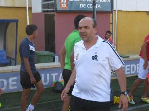Fuad Harrus da por bueno empezar la Liga lejos de casa ante el Huelva Atlético