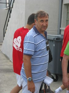 José Antonio Asián no conoció la victoria en el CD Alaclá en la primera jornada de Liga